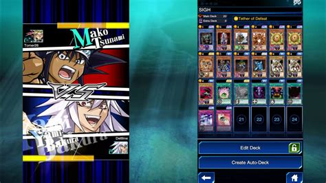 necrofear deck build yugioh duel links bakura s deck build deck
