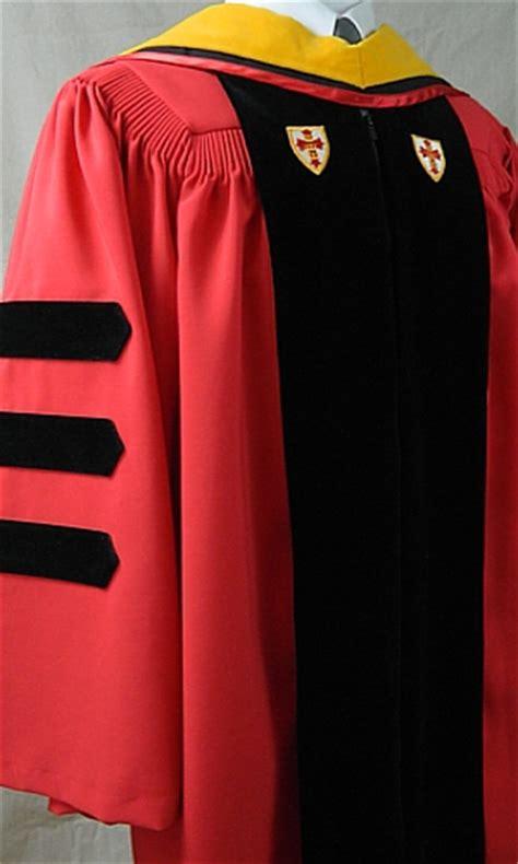 boston university doctoral outfit  university cap gown