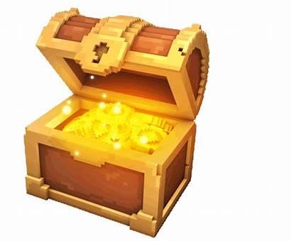 Treasure Hunt Sandbox Hidden Announcing Rules Token