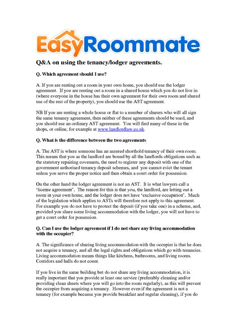 eviction notice  roommate  printable documents