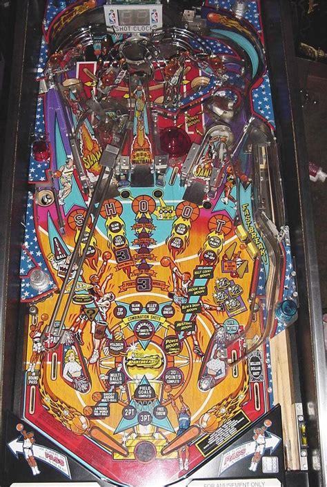 buy nba fastbreak pinball machine  bally