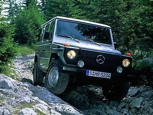 Mercedes G 290 Free Workshop And Repair Manuals