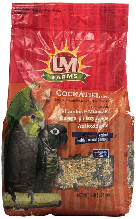 lm cuisine l m farms lm farms cockatiel diet food