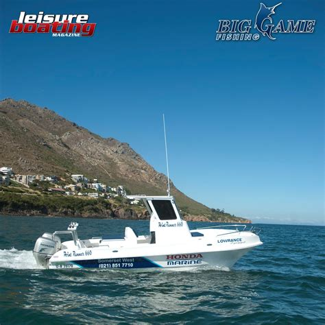 Boating Magazine South Africa yellow fin fishing in south africa leisure boating