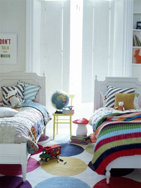 22 Creative + Clever Shared Bedroom Ideas For Kids Jenna