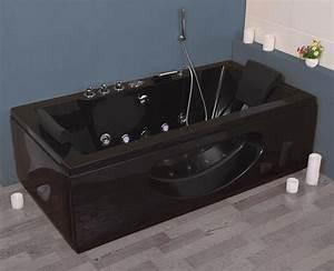 Whirlpool Badewanne Kaufen : luxus whirlpool badewanne samurai profi schwarz mit 26 ~ Watch28wear.com Haus und Dekorationen