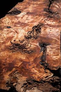 Willow Burl Cut Wood Slab