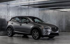 A Manual Transmission For The 2018 Mazda Cx-3