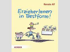 ErzieherInnen in Bestform! von Renate Alf Buch buecherde