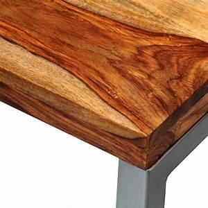 Articoli per tavolo console in legno massello di sheesham for Legno di sheesham