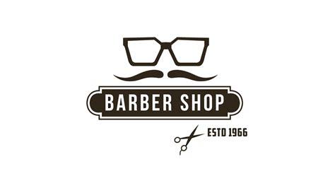 Vintage Logo Design ( Barber