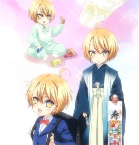 Bakalım doğum günü bu ay olan animeseverler hangi karakterlerle aynı gün doğmuş? Love Stage   Love stage anime, Love stage, Junjou romantica