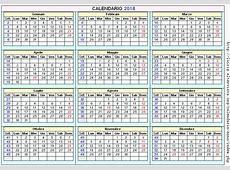 Calendario 2018 12 2019 2018 Calendar Printable with