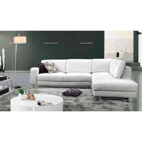 canapé avec méridienne conforama canapé d 39 angle cuir blanc avec méridienne achat