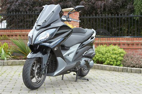 Kymco Xciting 400i Image by Kymco Xciting 400i Maxi Scooter 187 Road Tests 187 2commute