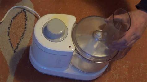 Küchenmaschine Krups Rotary 400---test