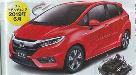 2019 Honda Fit Rumors, Redesign, Hybrid, Turbo, Release