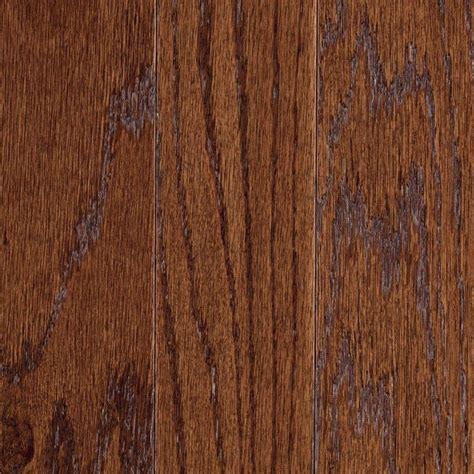 hardwood flooring engineered mohawk take home sle monument butternut oak engineered hardwood flooring 5 in x 7 in un