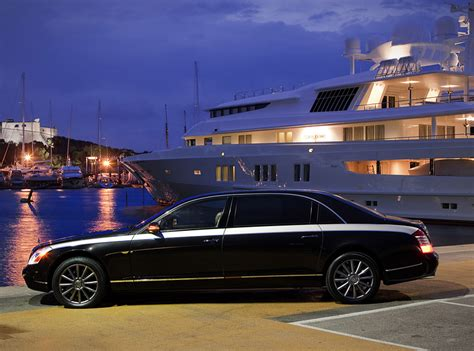 maybach  zeppelin specifications photo price