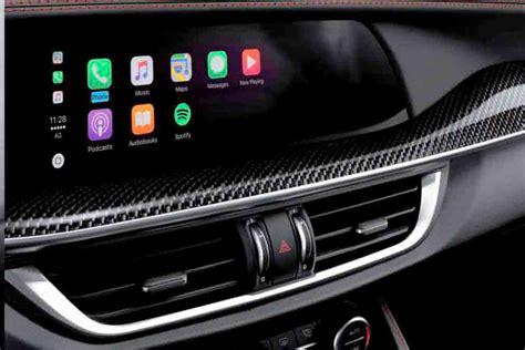 Alfa Romeo Giulia E Stelvio, Ecco Apple Carplay E Android