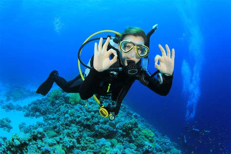 Underwater Dive - 4 tips for the once a year scuba diver deeperblue