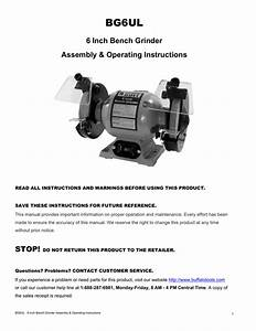 Black Bull 800319 Use And Care Manual