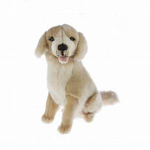 Golden Retriever Dog Plush Toy Goldie