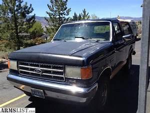 ARMSLIST - For Sale: 87 ford bronco Eddie Bauer edt.