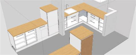 outil cuisine 3d logiciel gratuit de plan de cuisine bureau et chambre