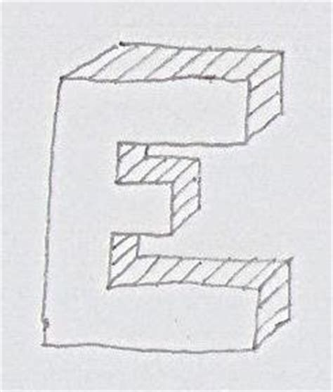 how to draw 3d letters p uppercase p and lowercase p in 20 best images about letters on 71177