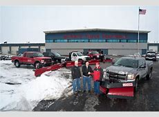 THE BOSS Snowplow Awards Prize in Ultimate Christmas Giveaway