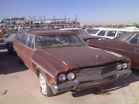 1965 Buick Parts by 1965 Buick Sport Wagon 65bu6100d Desert Valley Auto Parts