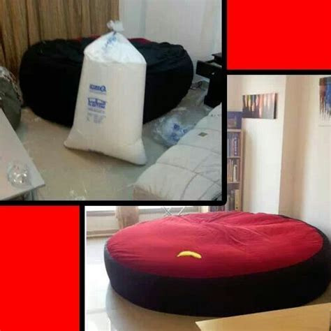 make your own bean bag chair