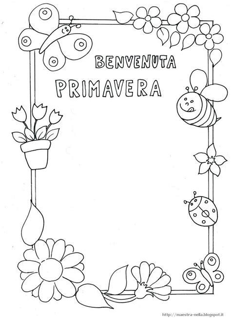 disegni idee  lavoretti  la scuola dell infanzia