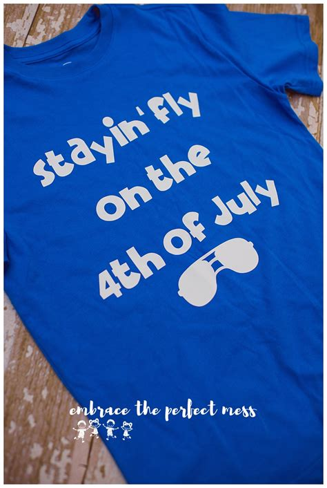 This is a commercial and personal use svg file and it's perfectly compatible with cricut explore, silhouette cameo, brother scan n cut, sizzix eclips, sure cuts a lot etc. stayin' fly on the 4th of July Shirt | 4th of July shirt ...