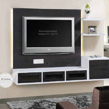 modern wall hanging type tv cabinet  showcase