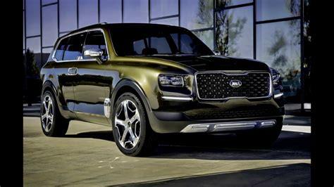 2018 Kia Mojave Pickup  New Car Release Date And Review