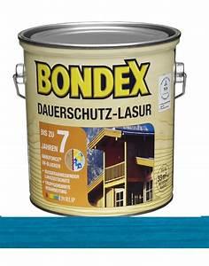Bondex Dauerschutz Lasur Grau : bondex dauerschutz lasur 2 5 l friesenblau neuware art nr ~ Watch28wear.com Haus und Dekorationen