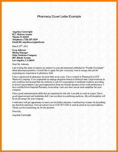 Cover letter for pharmacy technician cover letter example for Cover letter templte