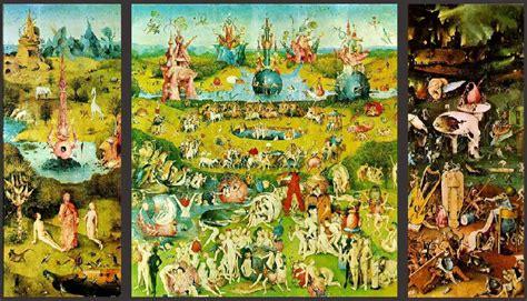 in the garden of earthly delights the garden of earthly delights 1510 ashlee mccarthy