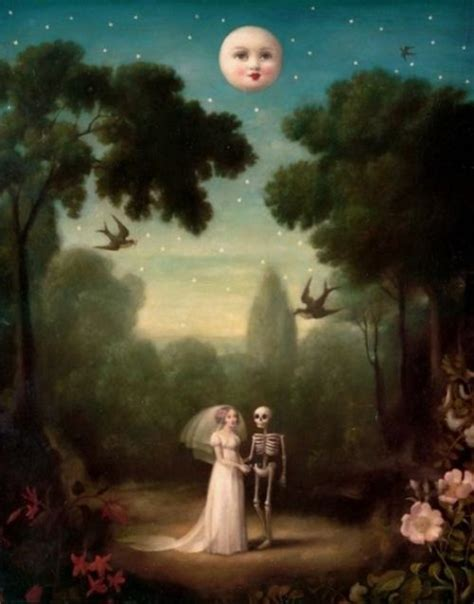 haunted paintings  stephen mackey art kaleidoscope