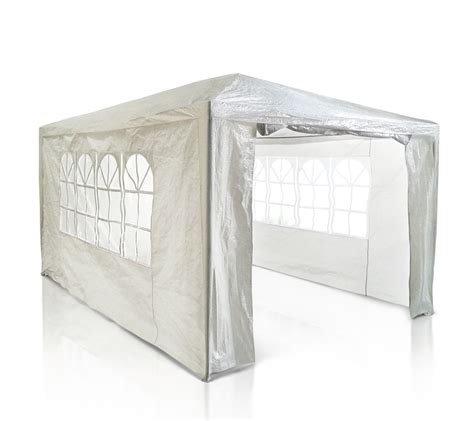 marques canap waterproof outdoor pe garden gazebo marquee canopy awning