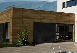 Isolation Extérieure Bardage Prix : bardage bois extrieur prix cheap thermowood x with ~ Premium-room.com Idées de Décoration