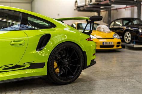 Porsche Gt3 Rs Green by Birch Green Porsche 911 Gt3 Rs By Porsche Exclusive Gtspirit