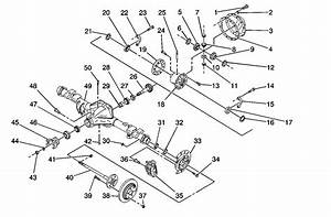 Wiring Diagram 2000 Chevy S10 Rear End
