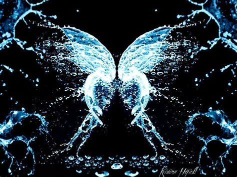 water butterfly by kristinahetfield on deviantart
