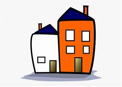 Apartment Cartoon Building Clipart Transparent Clipartkey