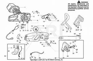 Poulan Es400 Electric Saw Parts Diagram For Product Complete
