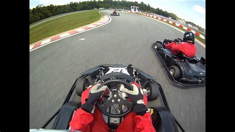 karting  boston outdoors    youtube