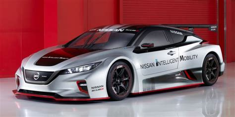 nissan leaf nismo rc  listo  la accion car